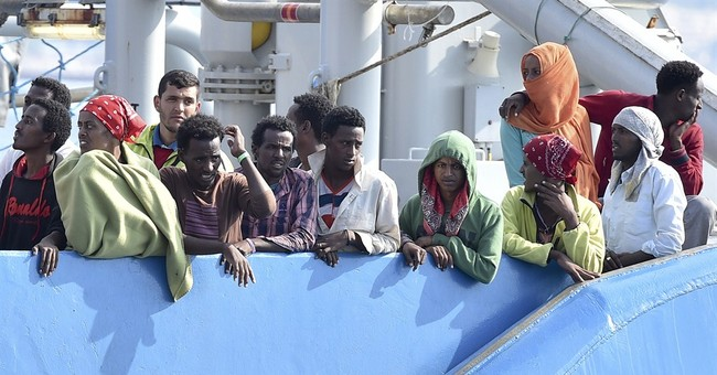 EU urges refugee action as over 1,000 migrants reach Greece