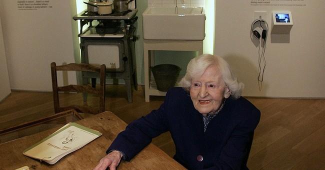 British wartime cooking educator Marguerite Patten dies
