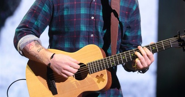 Ed Sheeran to perform at free Global Citizen Festival in NYC