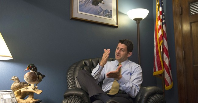 Paul Ryan's step-by-step future starts with trade
