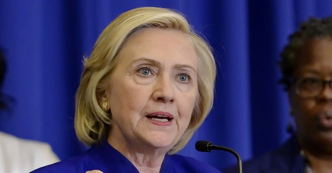 With memories of mom, Clinton seeks reintroduction to voters