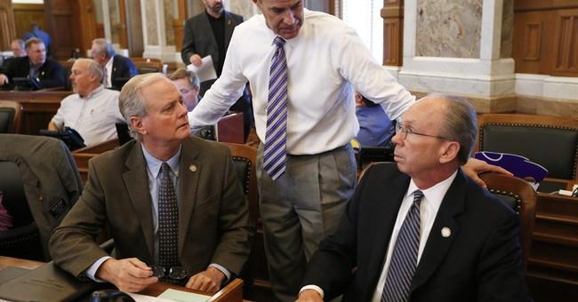 Kansas House rejects budget fix; new tax plan emerges