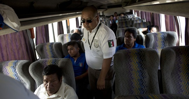 Mexico's deportations of Central Americans rise sharply
