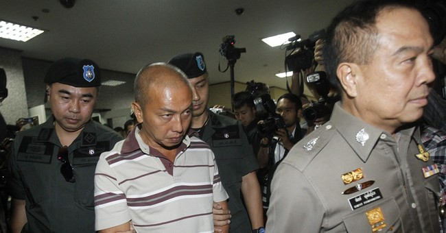 Thai palace official arrested for lese majeste charges
