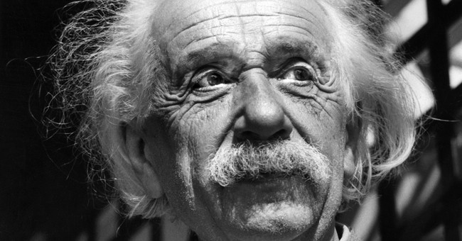 Einstein's theory of relativity letter sold for $62,500