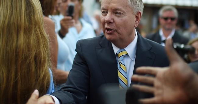 Capitol Hill Buzz: GOP Sen. Graham offers abortion bill