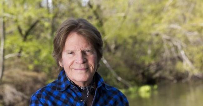 John Fogerty feels like 'Fortunate Son' with upcoming memoir
