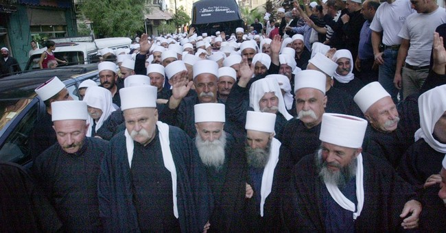 Syria's al-Qaida branch kills 20 minority Druze villagers