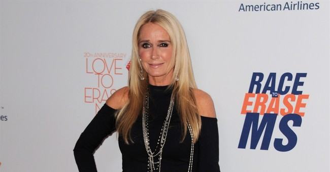 'Real Housewives' star pleads not guilty to resisting arrest