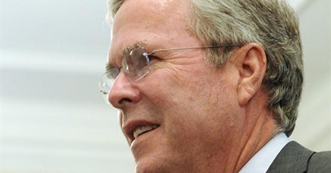 Bush says he's 'evolved' on unwed motherhood