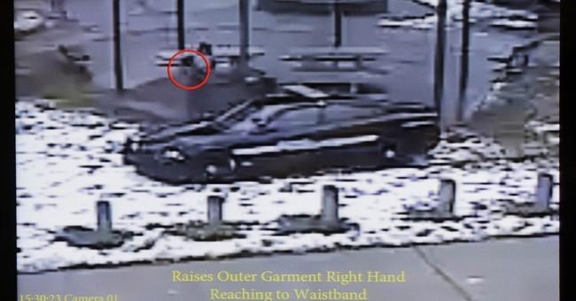 Documents detail police shooting of boy holding pellet gun