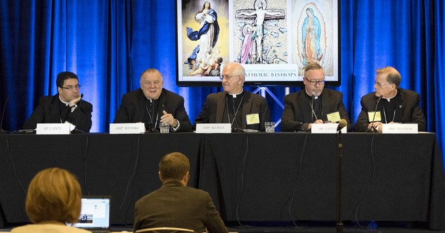 US Catholic bishops discuss how to best follow pope's lead