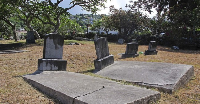 Aging cemetery provides Native Hawaiian genealogical details