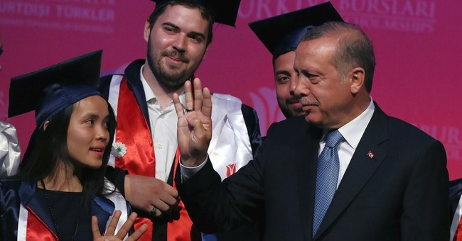 Turkey's Erdogan urges parties to put differences aside