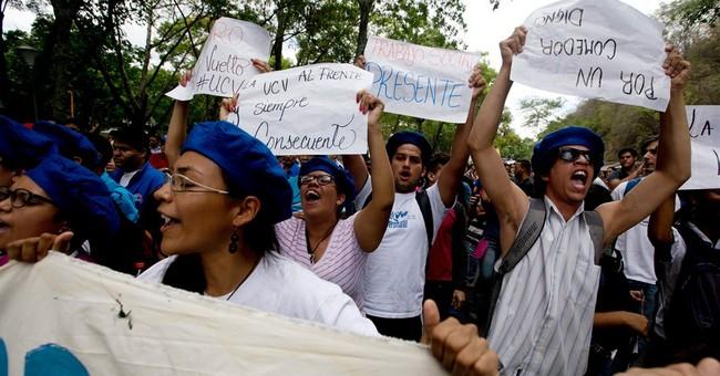 Professors flee, higher education suffers in Venezuela