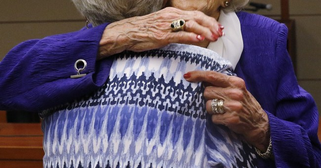 Dallas woman, 92, adopts 76-year-old cousin