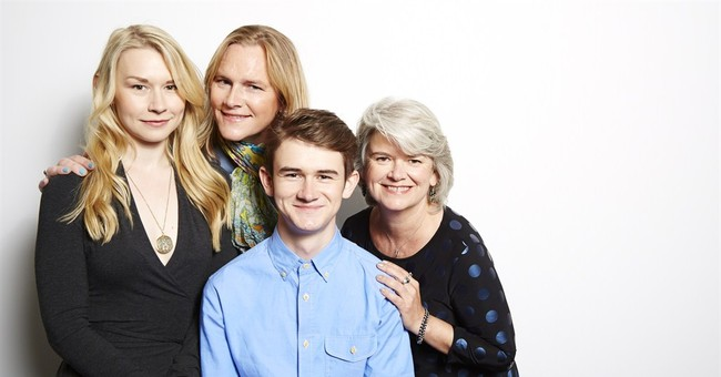 'Becoming Us' captures a family's transgender journey