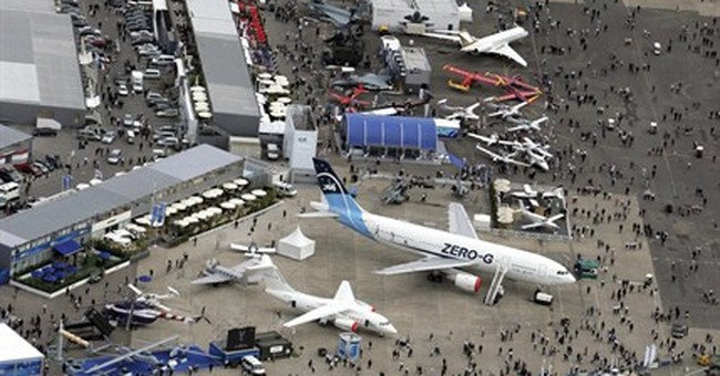 5 things to watch at next week's Paris Air Show
