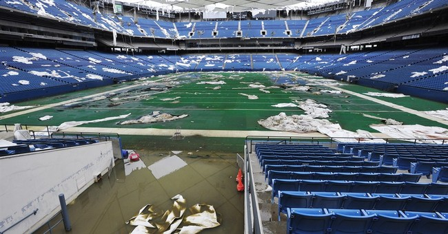 Pontiac Silverdome for sale with asking price of $30M