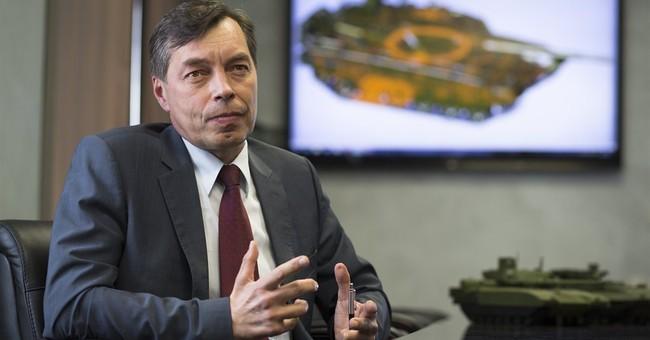 Russia's new Armata tank: step toward fully robotic vehicles