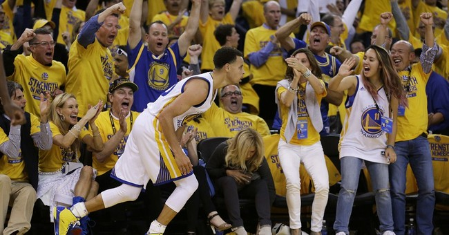After 40 years, Warriors fans believe title wait almost over