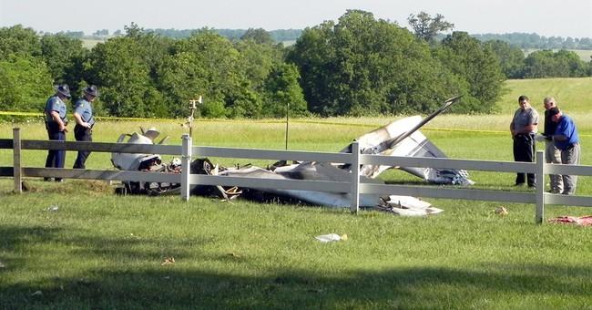 Utah board of ed member, wife, 2 children die in plane crash