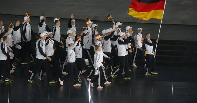 Lady Gaga helps open European Games open in Azerbaijan