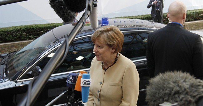 Merkel on Greece: 'Where there's a will, there's a way'
