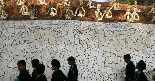 Nek Chand, creator of India's iconic Rock Garden, dies at 90