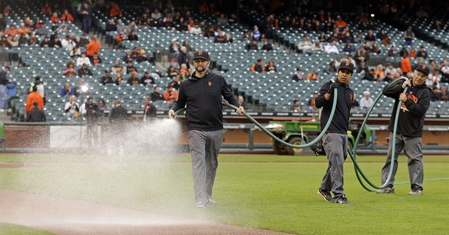 Sticky seats? California ballparks get creative to conserve