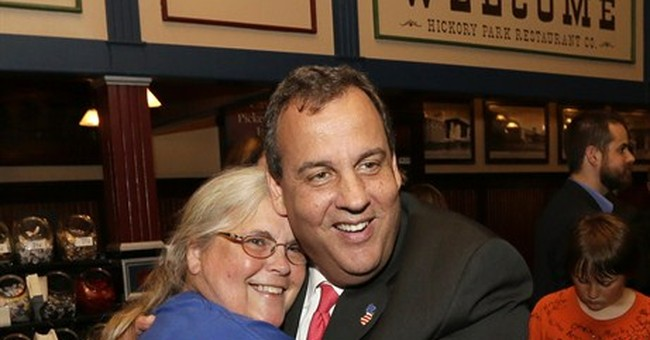 Back in Iowa, Christie finds he faces tough road ahead