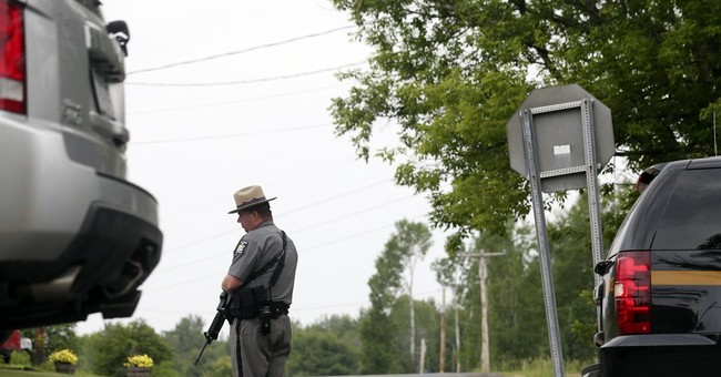 NY rural residents on edge as search for 2 killers continues