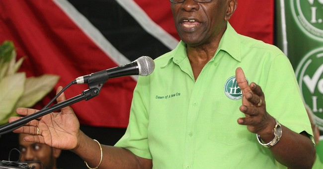 Defiant Warner to challenge extradition from Trinidad to US