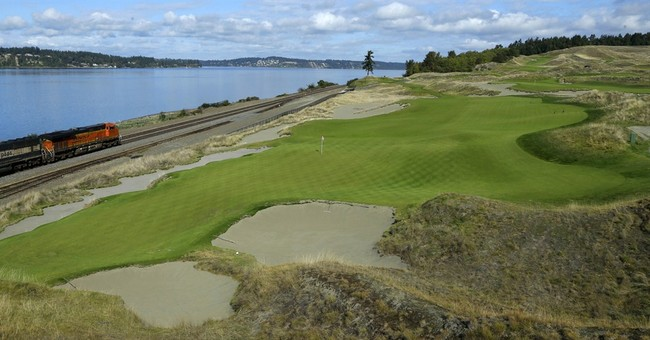 Chambers Bay ready for eyes of world to see unique layout