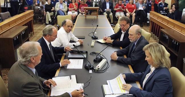 The Latest: Kansas Legislature finishes business for year