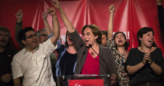 Spain: Leftist mayors for Madrid, Barcelona in historic turn