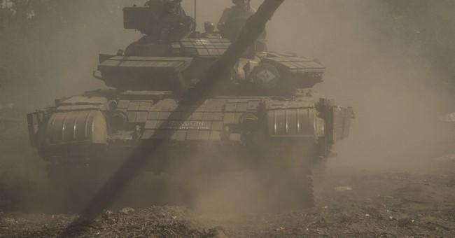 Ukraine says 6 servicemen killed in fighting
