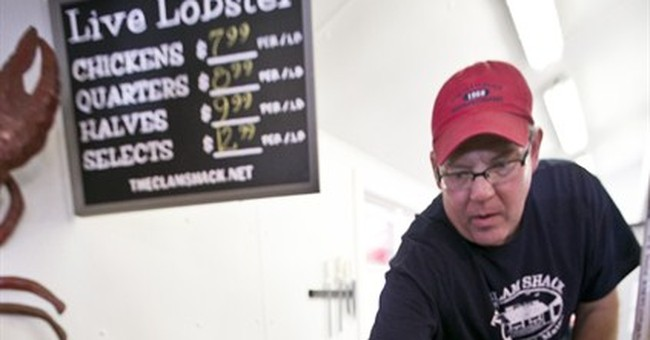 Maine lobster marketers look to re-brand 'shedders' as treat
