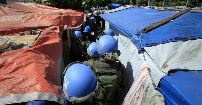 Facing 'peacekeeper babies,' UN now offers DNA testing
