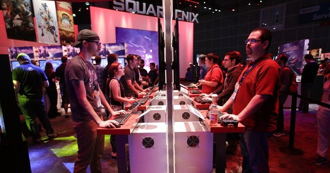 Electronic Arts hypes 'Star Wars' games at E3