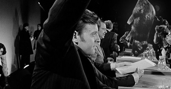 5 candidates and a rat: the 1972 Democratic debate