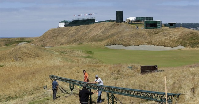 From drones to distances, Fox takes tech to US Open coverage