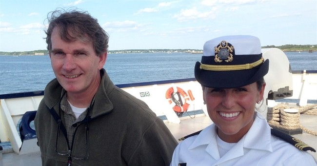 Novelist loses sailboat, saves marriage, in the Atlantic