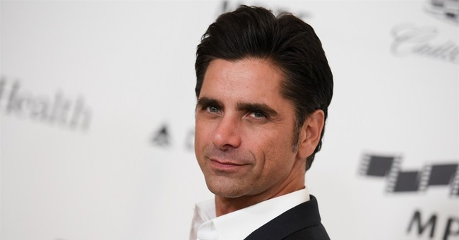 John Stamos home after DUI arrest in Beverly Hills