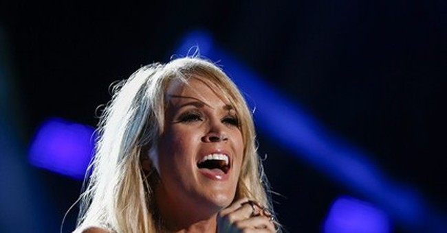 Carrie Underwood hits her stride at CMA Music Festival