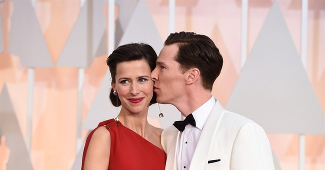 Benedict Cumberbatch and wife Sophie Hunter have baby boy