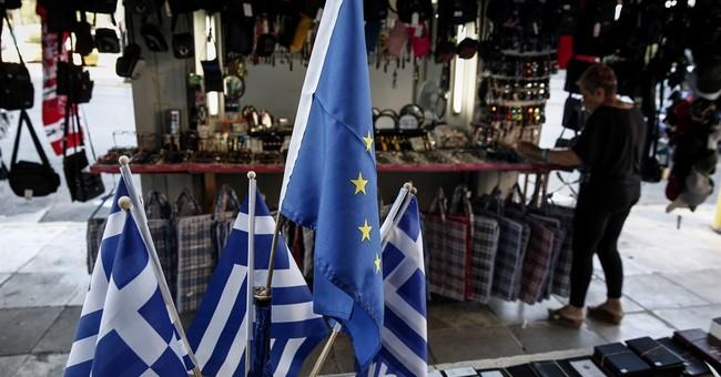 Asia stocks slip, euro down as Greek debt talks falter