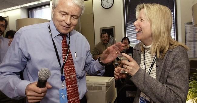 John Carroll, former editor of LA Times, Baltimore Sun, dies