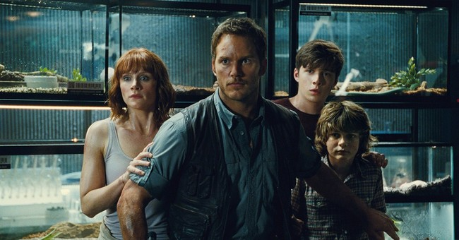'Jurassic World' bites off biggest global debut of all time
