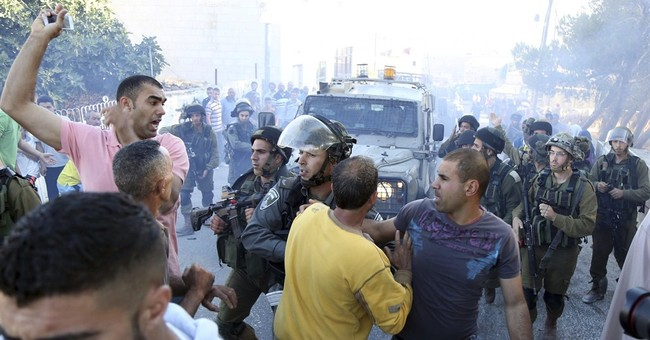 Palestinian hit by jeep, killed amid clashes with Israelis